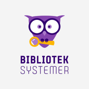 Design av logo for Biblioteksystemer