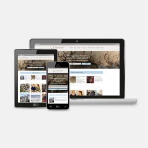 Webside for Rein Styrke